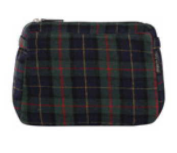 Funda interior O bag Glam - tartan allison