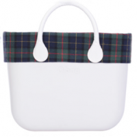 Bordes para O Bag - tartan allison